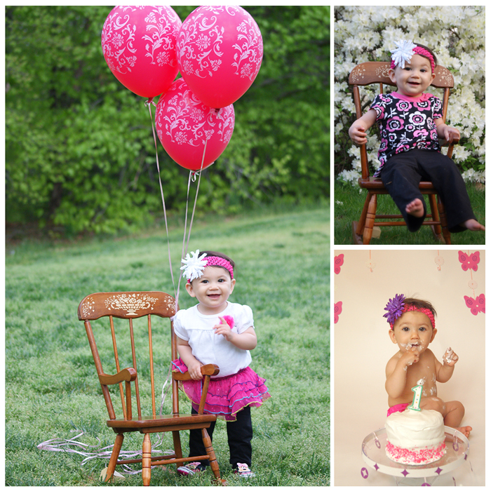 My daughter's first birthday started my photography career two years ago. and I've loved every minute of it ever since!