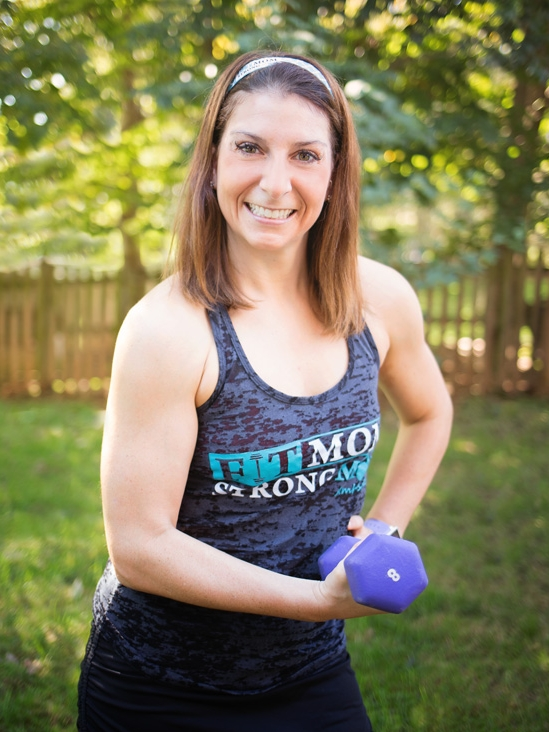 Fit with Jesse, moms staying fit through the holiday season