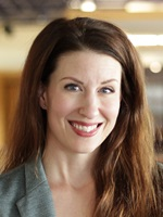 Cindy Moeller, Lewis & Clark Chapter President