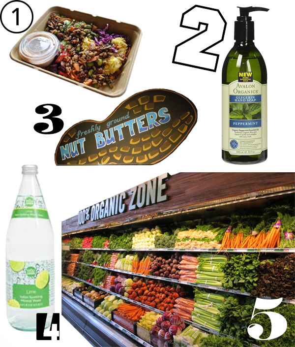 chicago food blogger whole foods favorites
