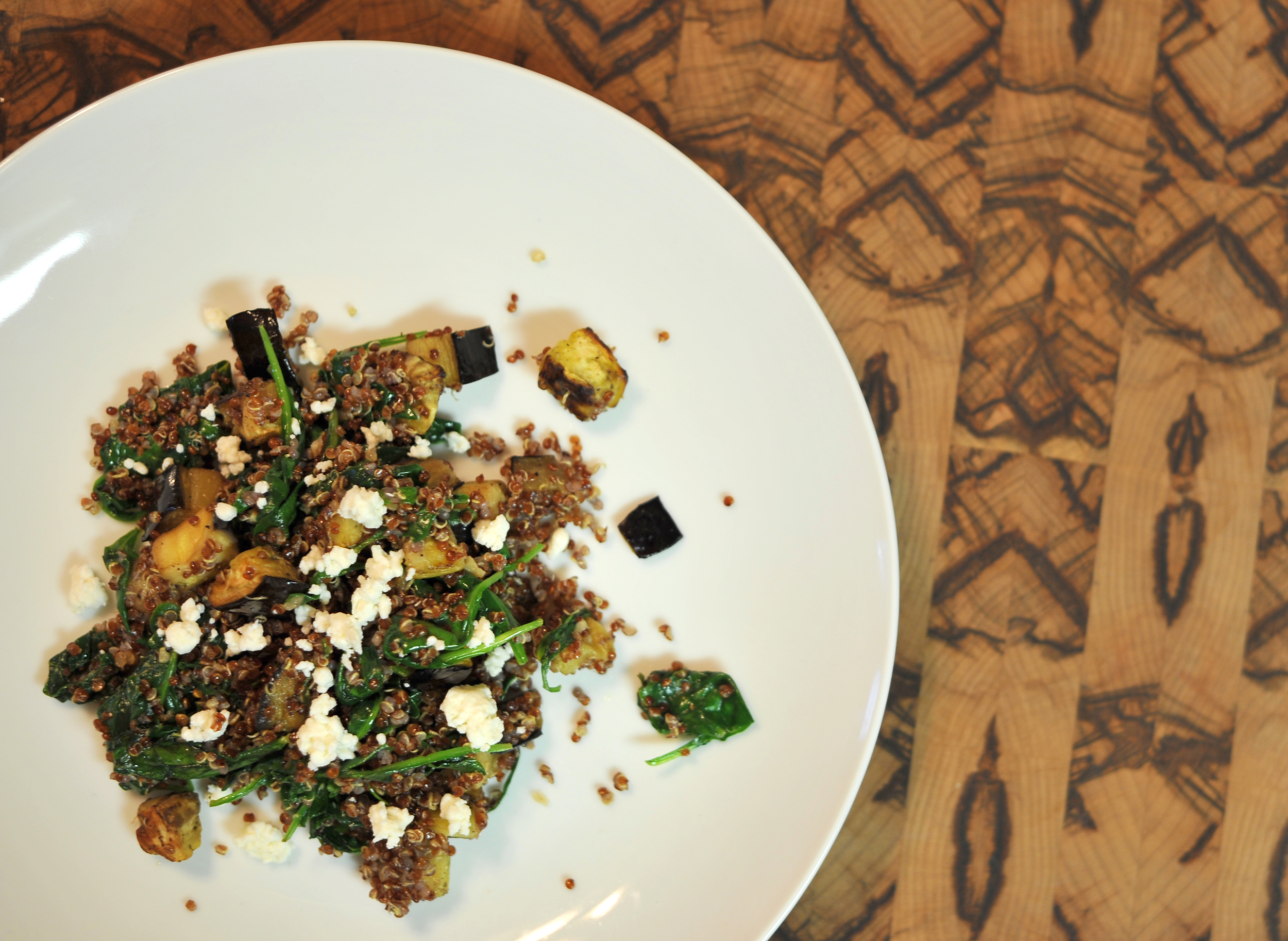 chicago-food-blog-roasted-eggplant-with-quinoa-spinach-and-feta-4.jpg