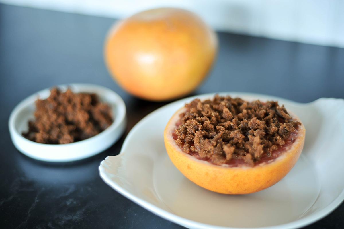 Smak Chicago Food Blog Grapefruit Brulee-3