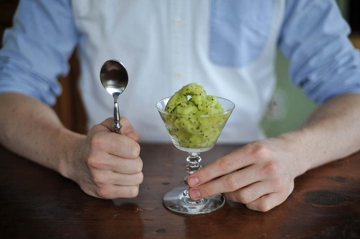 Kiwi Lime Sorbet-7