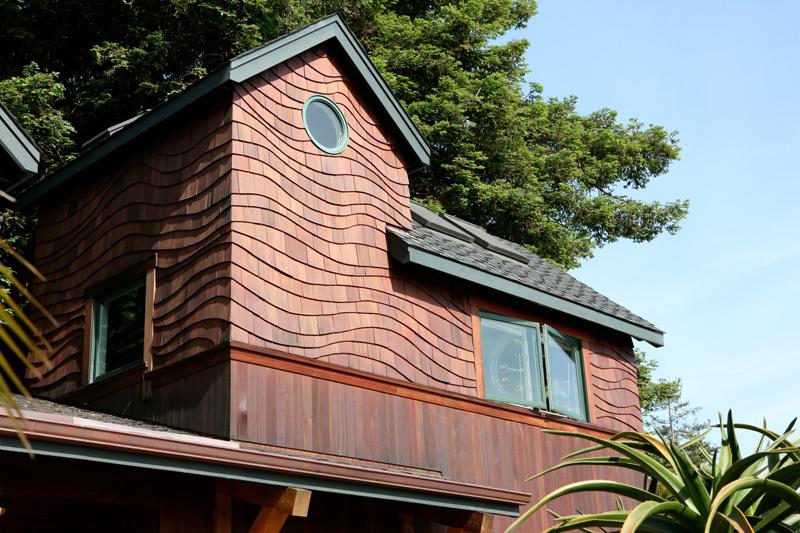 TREE HOUSE - NEW CONSTRUCTION
