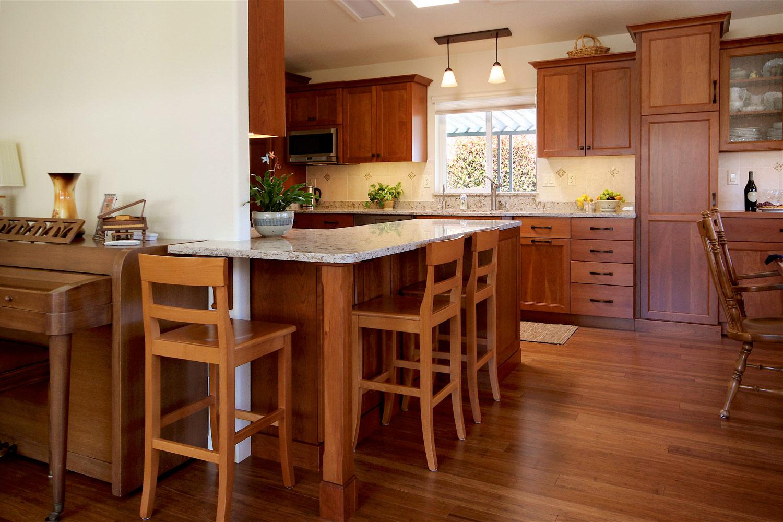 Timeless Elegance Kitchen Remodel