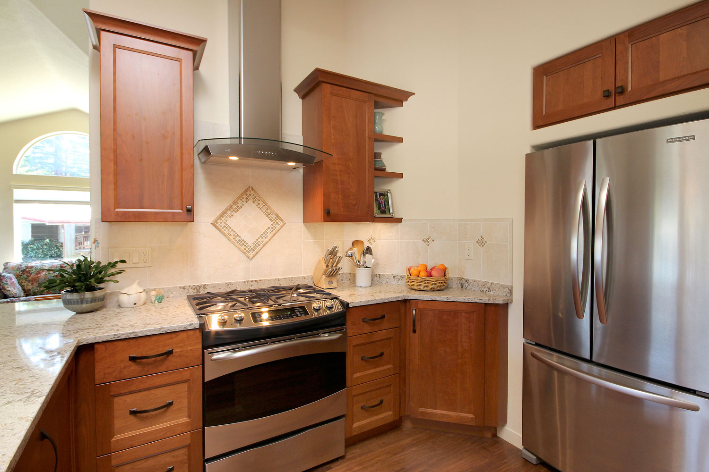 Timeless Elegance Kitchen