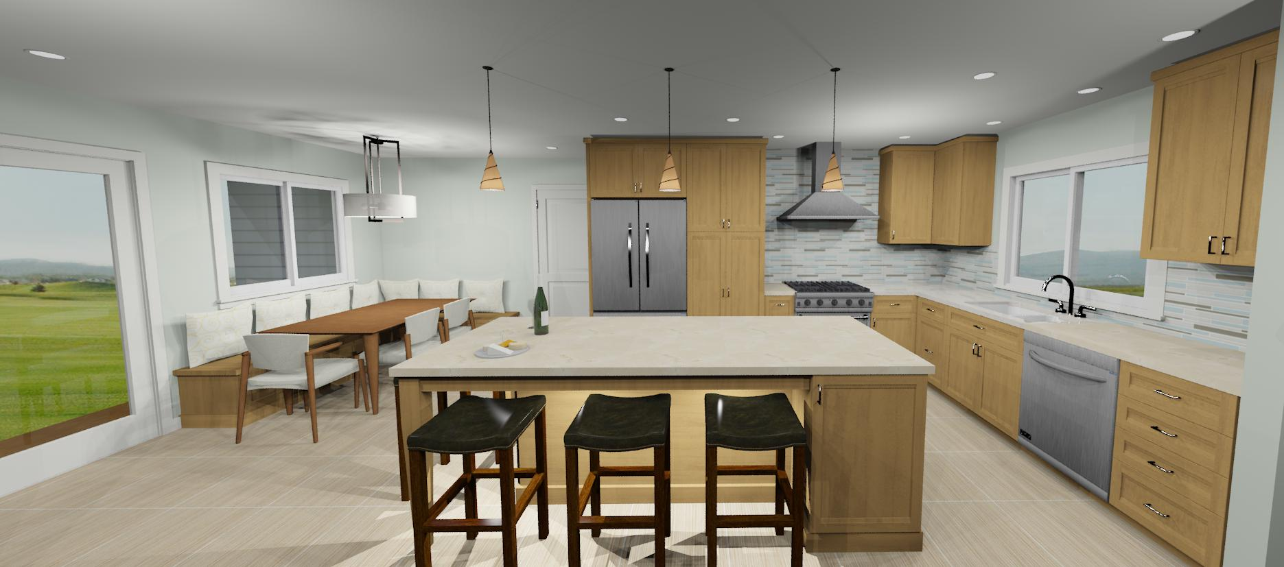 Live Oak Kitchen Remodel