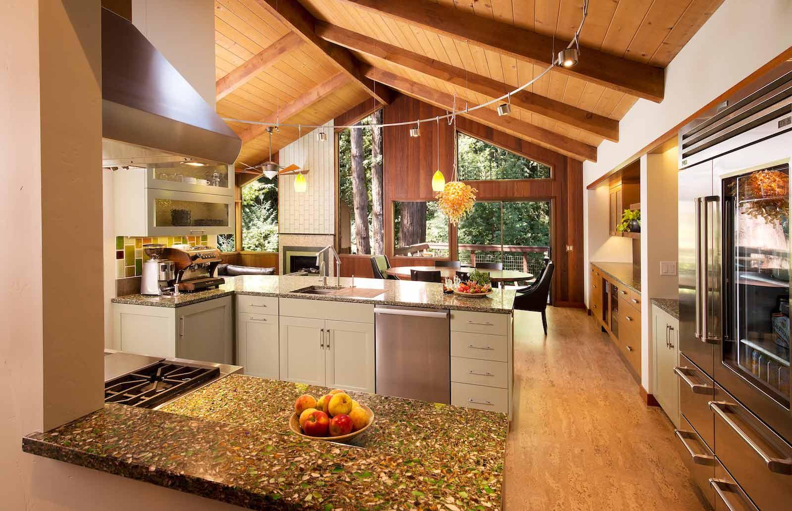 Mountain Kitchen Remodel