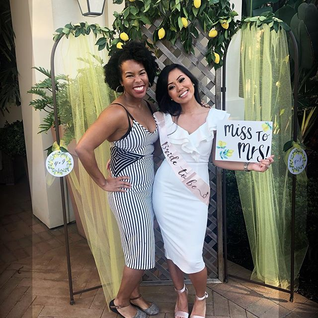 It may have been years since I've seen these ladies but you know the love is real when you can hang out like no time has passed.  Had a great time celebrating this beautiful bride-to-be!! Can't wait for the big day! 🥰💍🙌🏾 #ForeverYoungs #bloodsisters