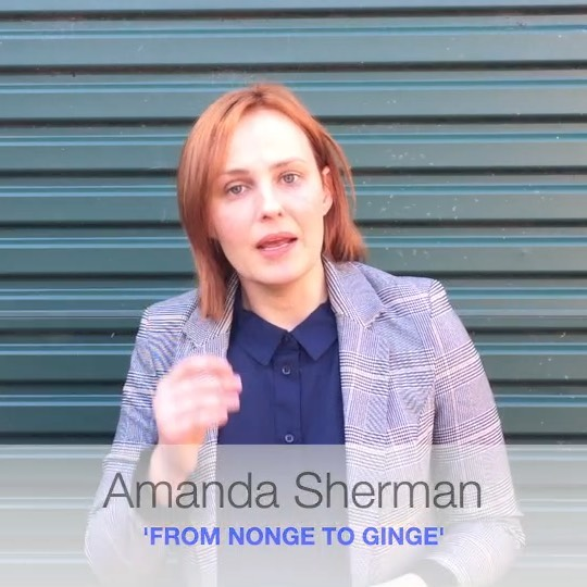 PART 4 IS HERE! (SWIPE FOR SECOND HALF) Wow well Amanda really put all her journalistic integrity on the line, venturing out into the world as an actual #ginger. How did she fare? Watch to find out... . . . . #amandasherman #specialinvestigation #fromnongetoginge #nonge #redhead #firecrotch #ranga #sauceballs #dothecurtainsmatchthecarpet #doestheupstairscarpetmatchthedownstairsrug #femalecomedy #haha **Special shout out to @walshlisette for an absolutely cracking colour job that #jacquiduncan actually loves lol**