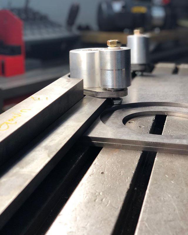"Materials for a 2""x72"" belt grinder that I have in progress. More to come! ——————————————————— #IronwoodKnives #KnifeMaker #Knifestagram #Instamachinist #CustomKnives #handmade #madeintheusa #titanium #smallbusiness #manufacturingentrepreneur"
