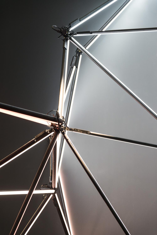 Light Bars Close Up