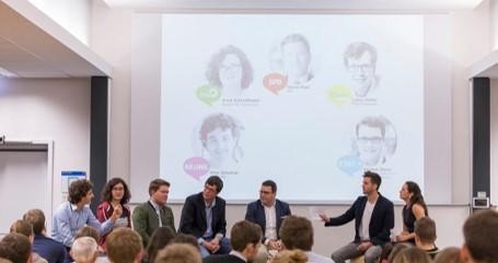 Deine Wahl — Global Shapers Munich Hub