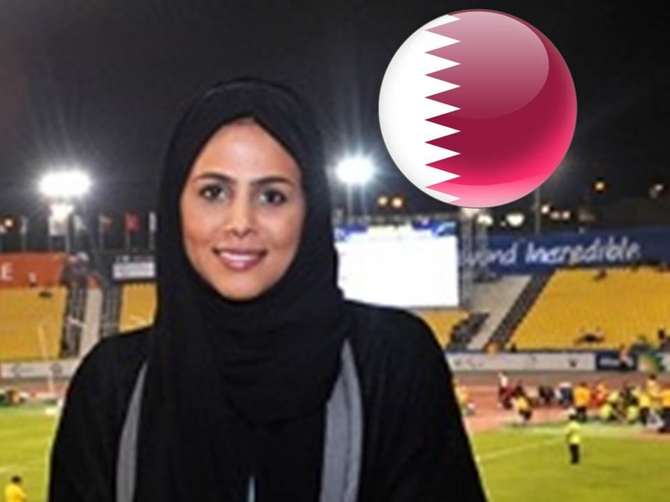 Asma Al Thani - Qatar