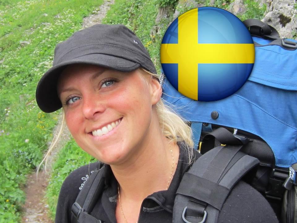 Ida Olsson - Sweden