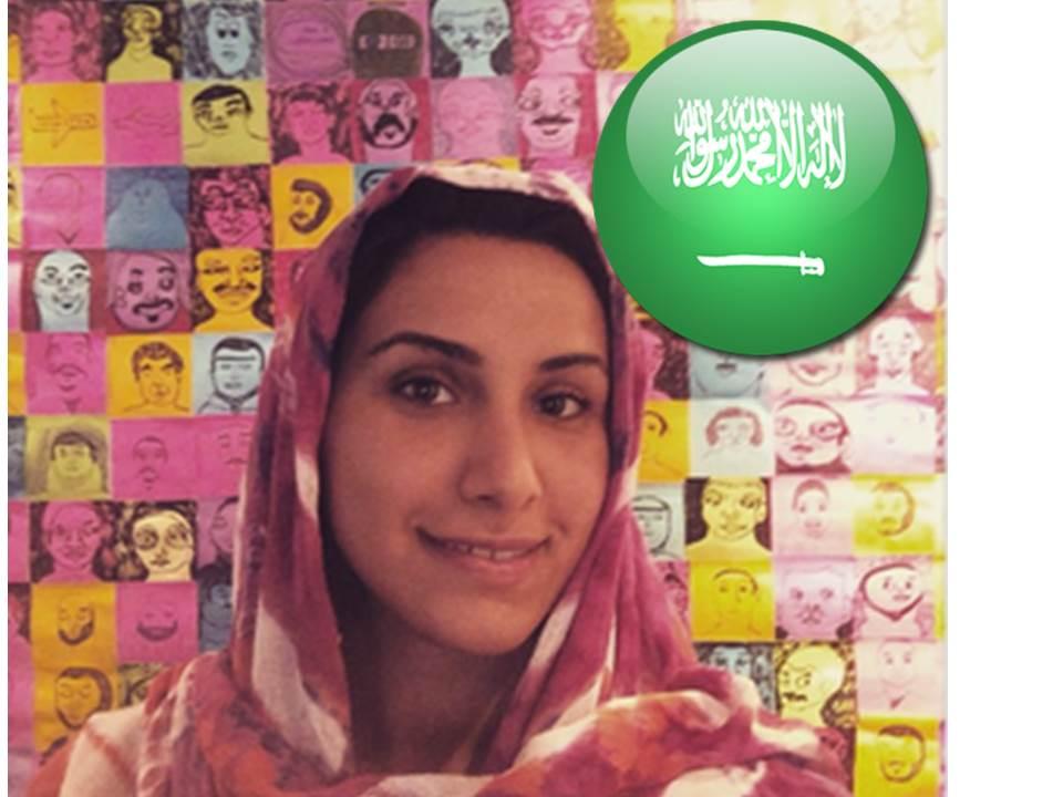 Mariam Hamidaddin - Saudi Arabia