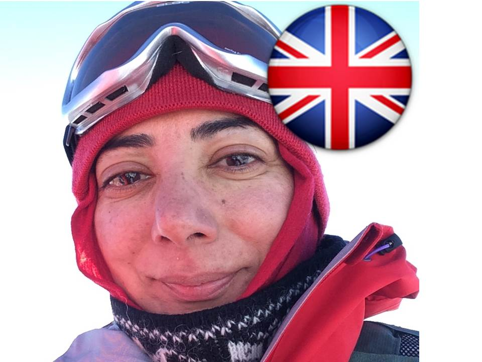 Misba Khan - United Kingdom