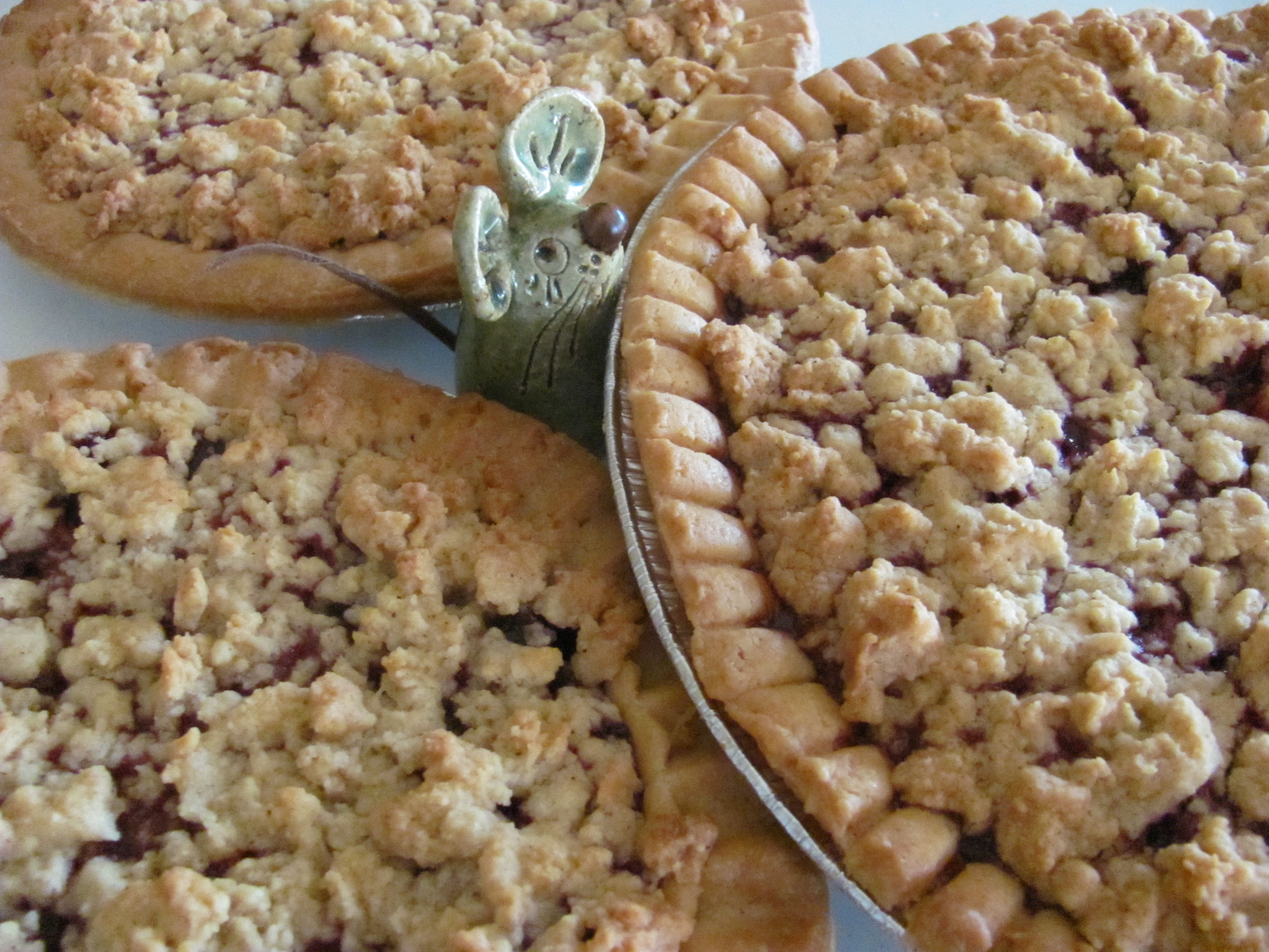 Baked Berry Products