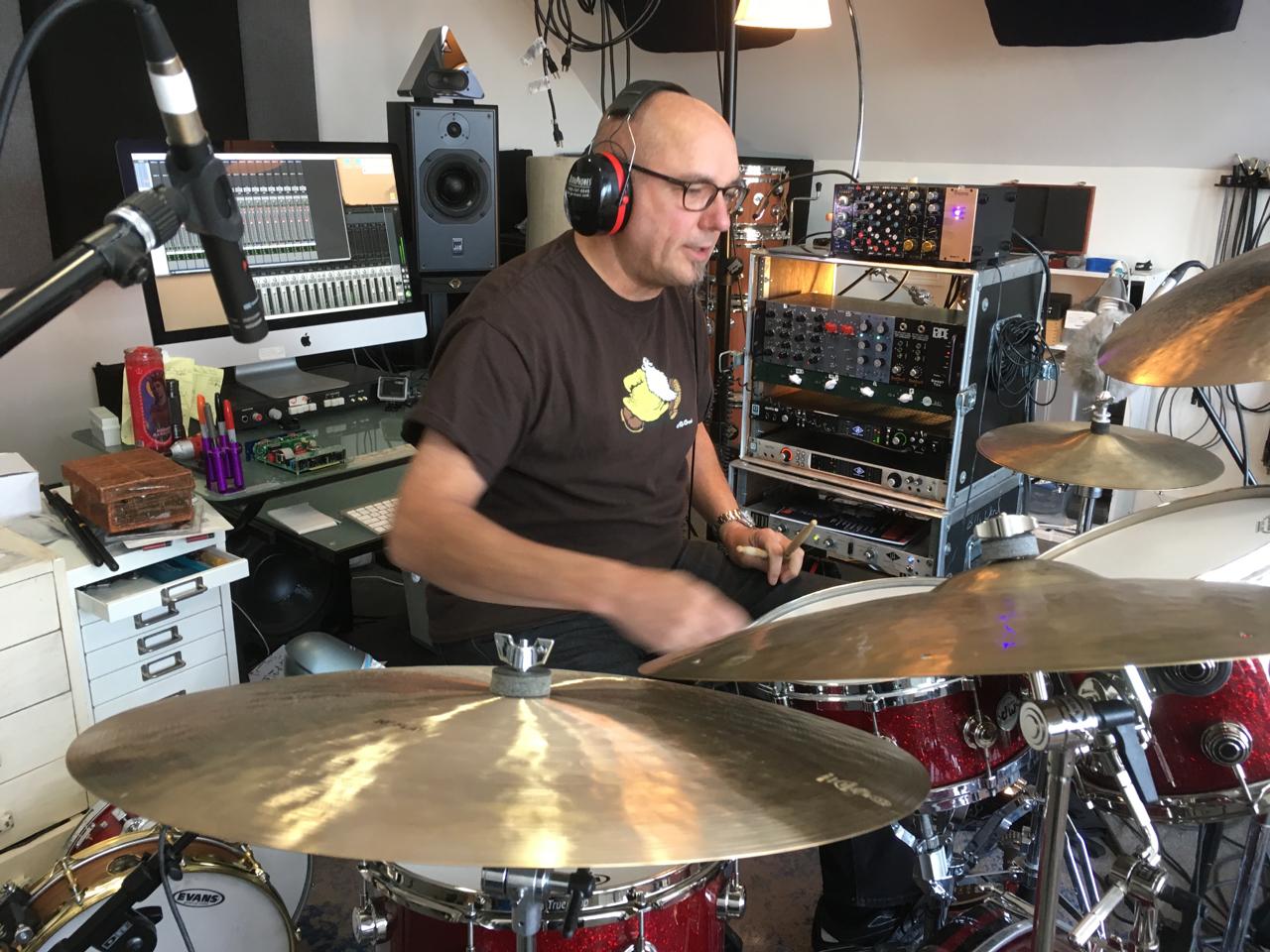 Billy-Ward-Drummer