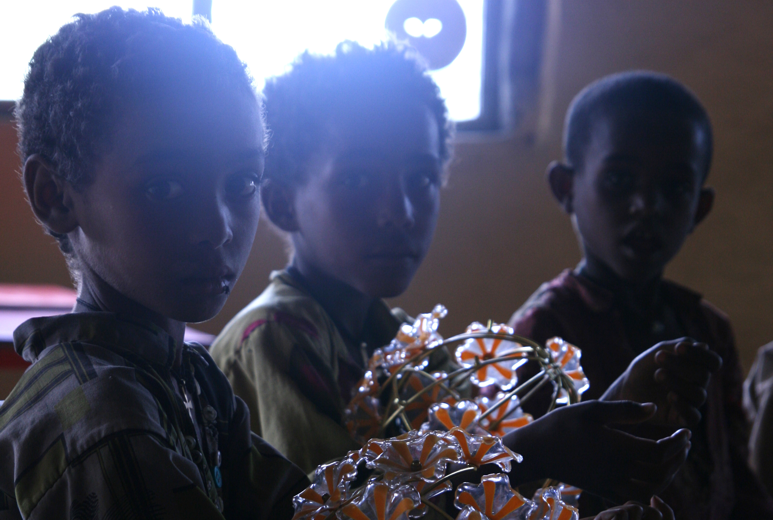 Boys at the LEAP School in Erfa, Lalibela.jpg