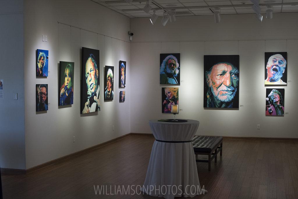 Micheal Crews Gallery - 2018