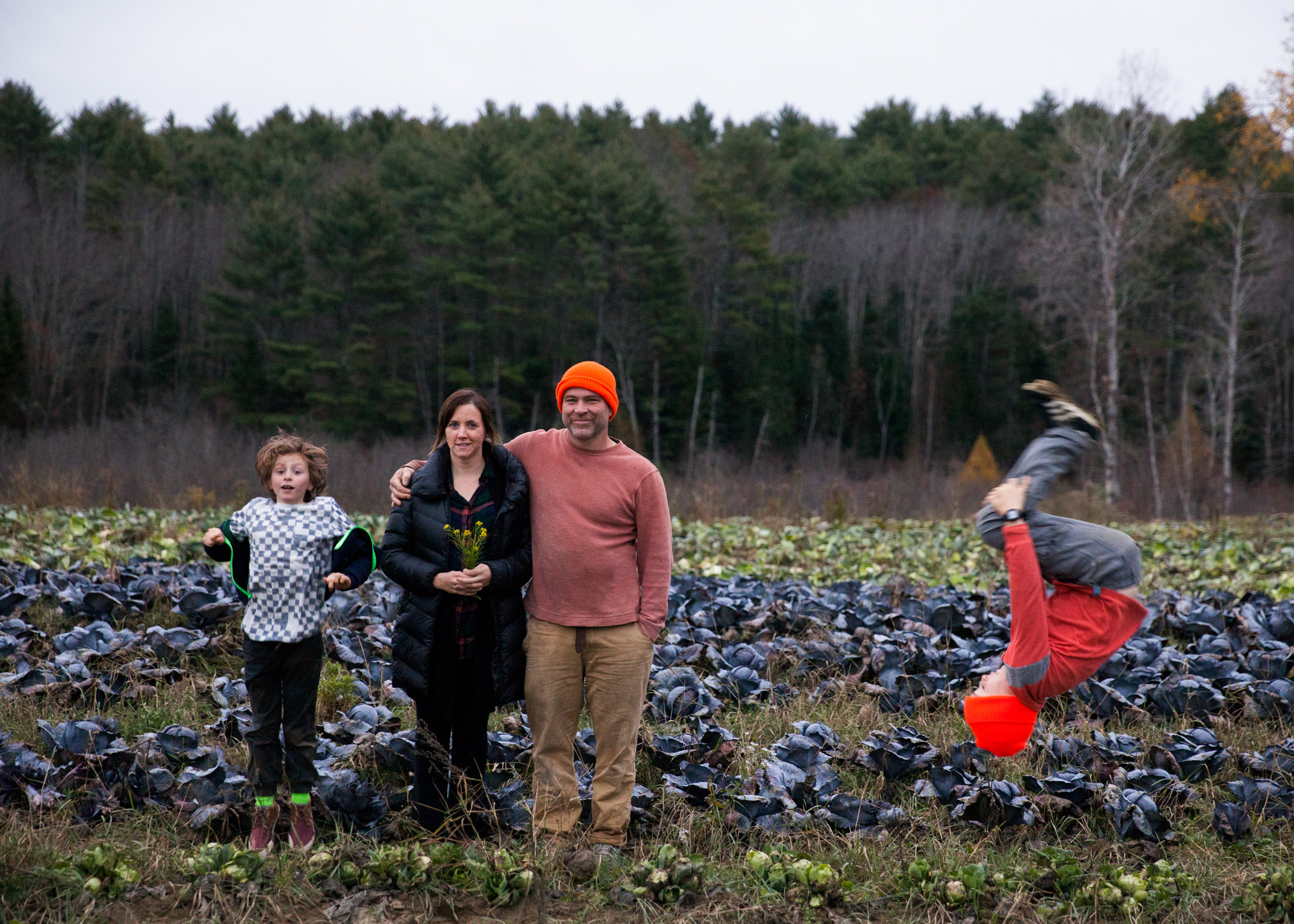 maine farmers + producers (shot for rising tide co-op)