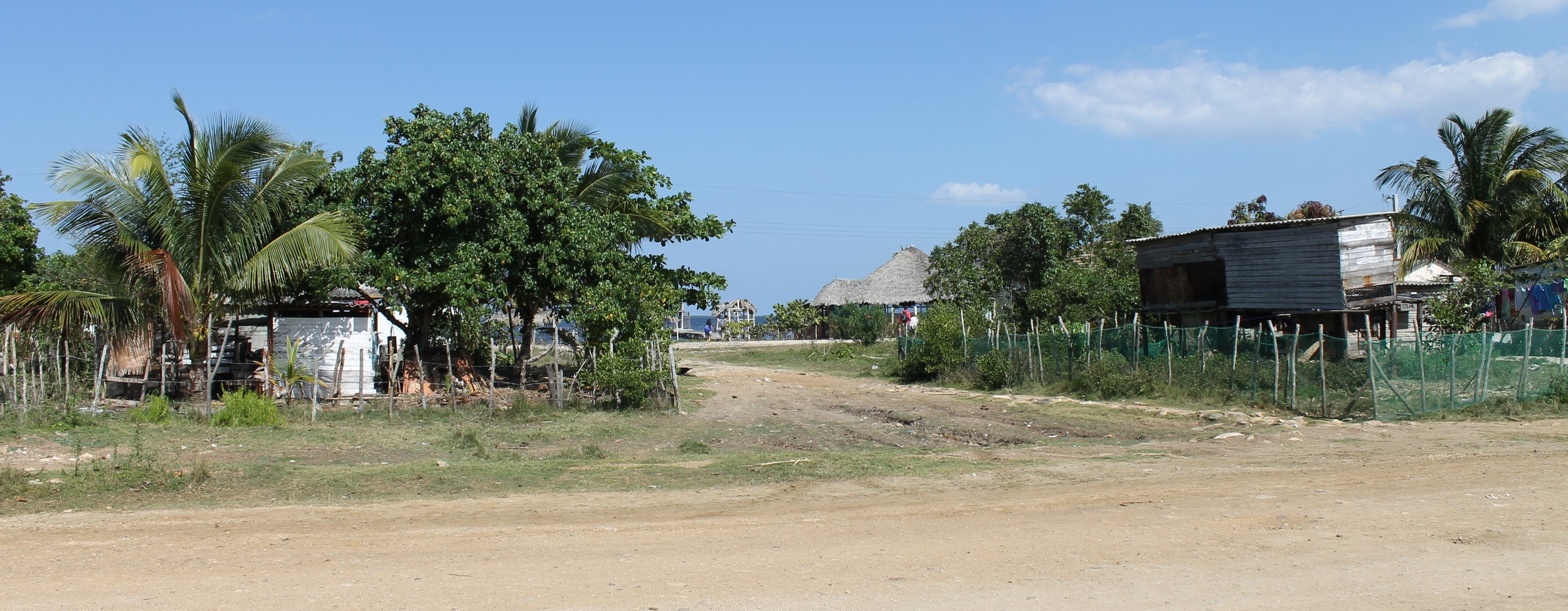 Recent constructions on stilts in Cuba.Photo by Mamed Muffak.