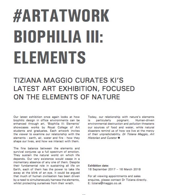Maggio Tiziana Art Consultancy