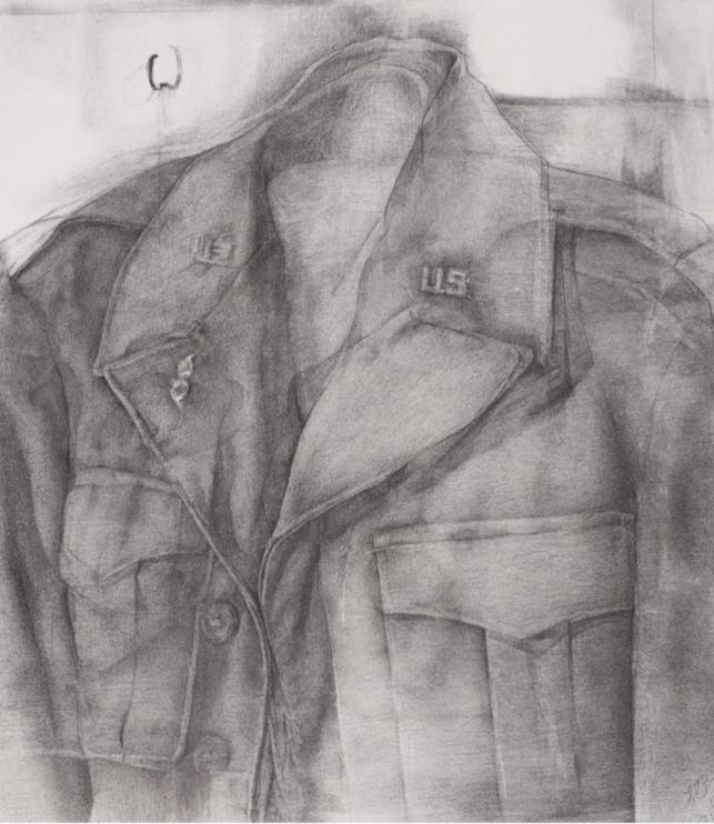 War Jacket, Off Its Hook