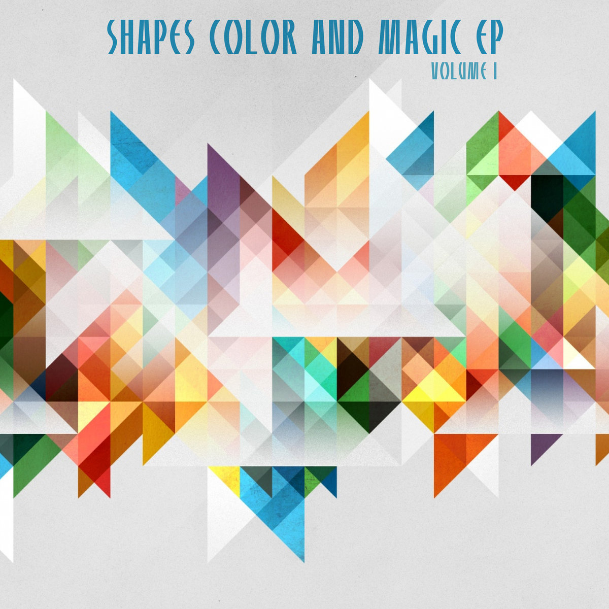 Shapes Color and Magic - Josh Milan