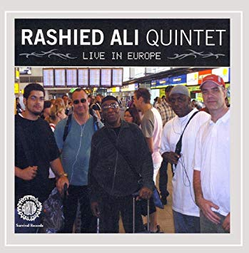 Live in Europe - Rashied Ali