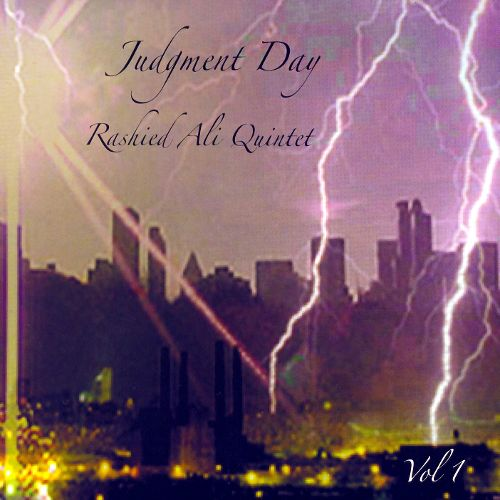 Judgment Day Vol. 1 - Rashied Ali