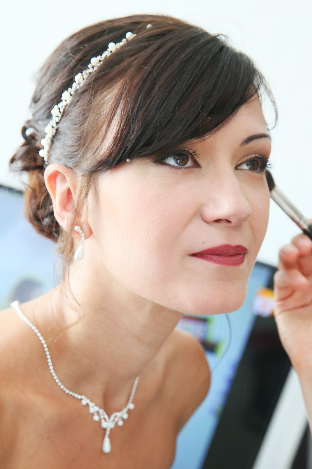 Maquilleuse+mariage+beauté+Grenoble