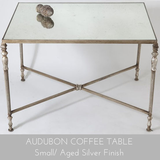 AUDUBON COFFEE TABLE - SMALL