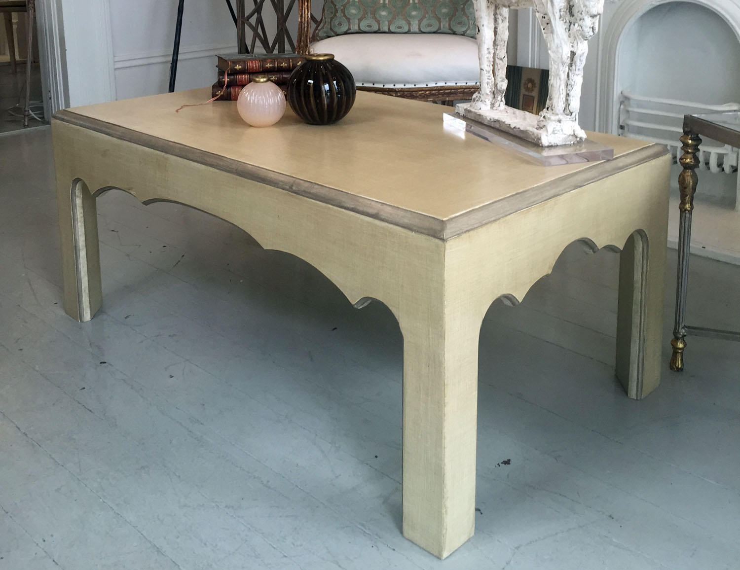 ST. CHARLES COFFEE TABLE