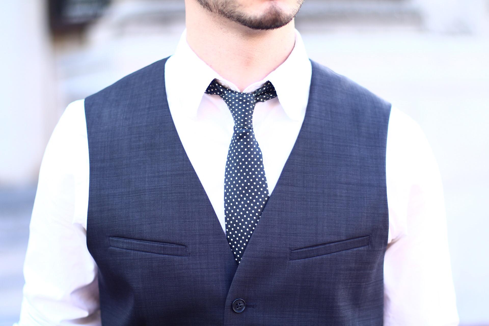 Shirt & Shoes:  Jcrew   Vest:   Express   Jeans:   Diesel     Photography:   Alberto Madrid