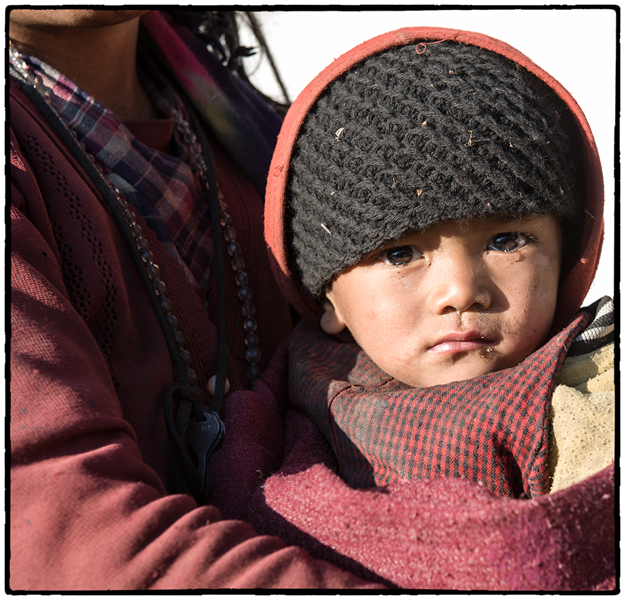 Along the Annapurna Circuit, Nepal