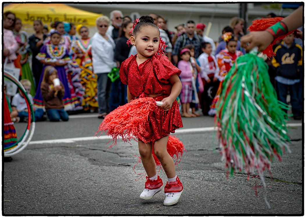 Dancer, Solano Stroll, Berkeley