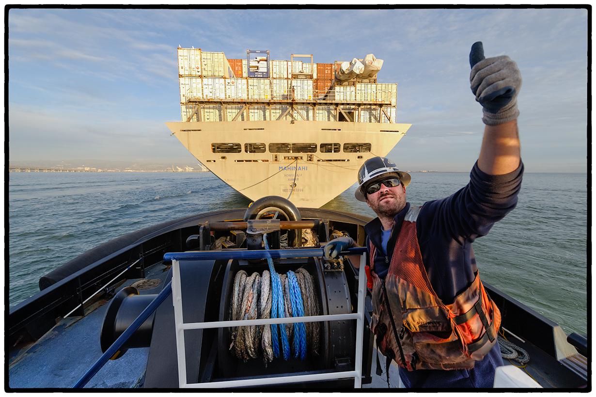 Engineer, AmNav Tugboat, SF Bay