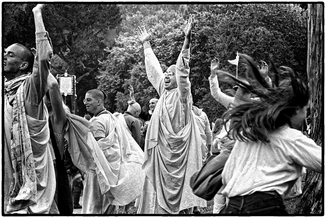 Hare Krishna Parade, San Francisco, 1970