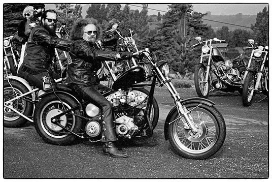Hells Angels, 1977