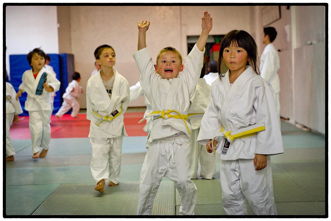 Yellow Belt, Judo, El Cerrito
