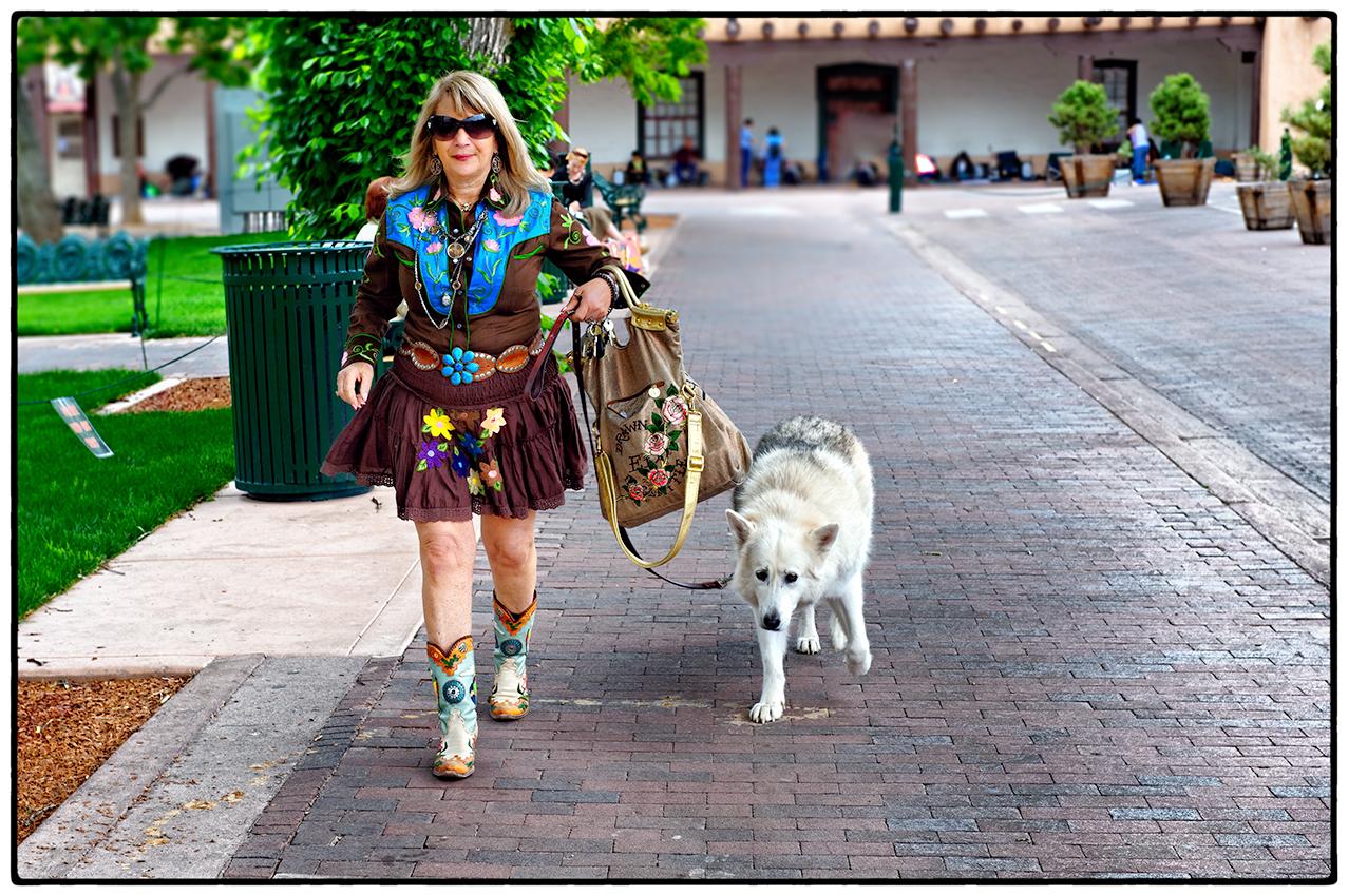 Dog Walker, Santa Fe, New Mexico