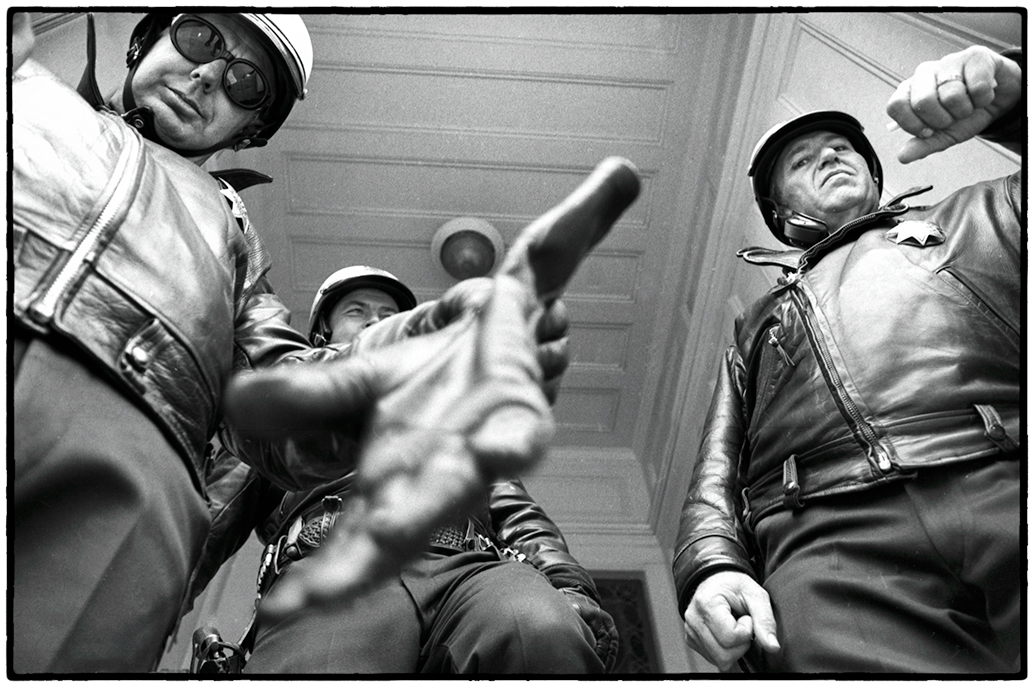 Police, San Francisco, 1969