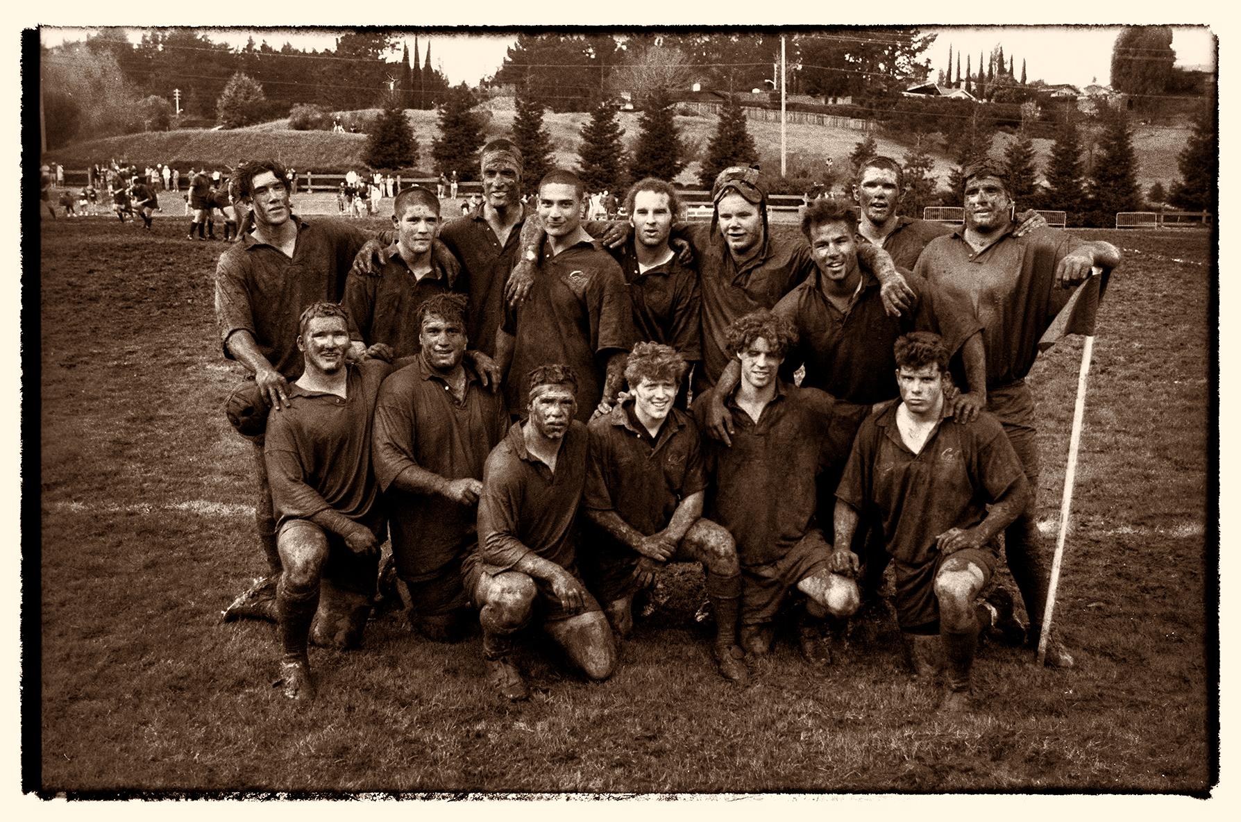UC Berkeley Rugby Team, 1997