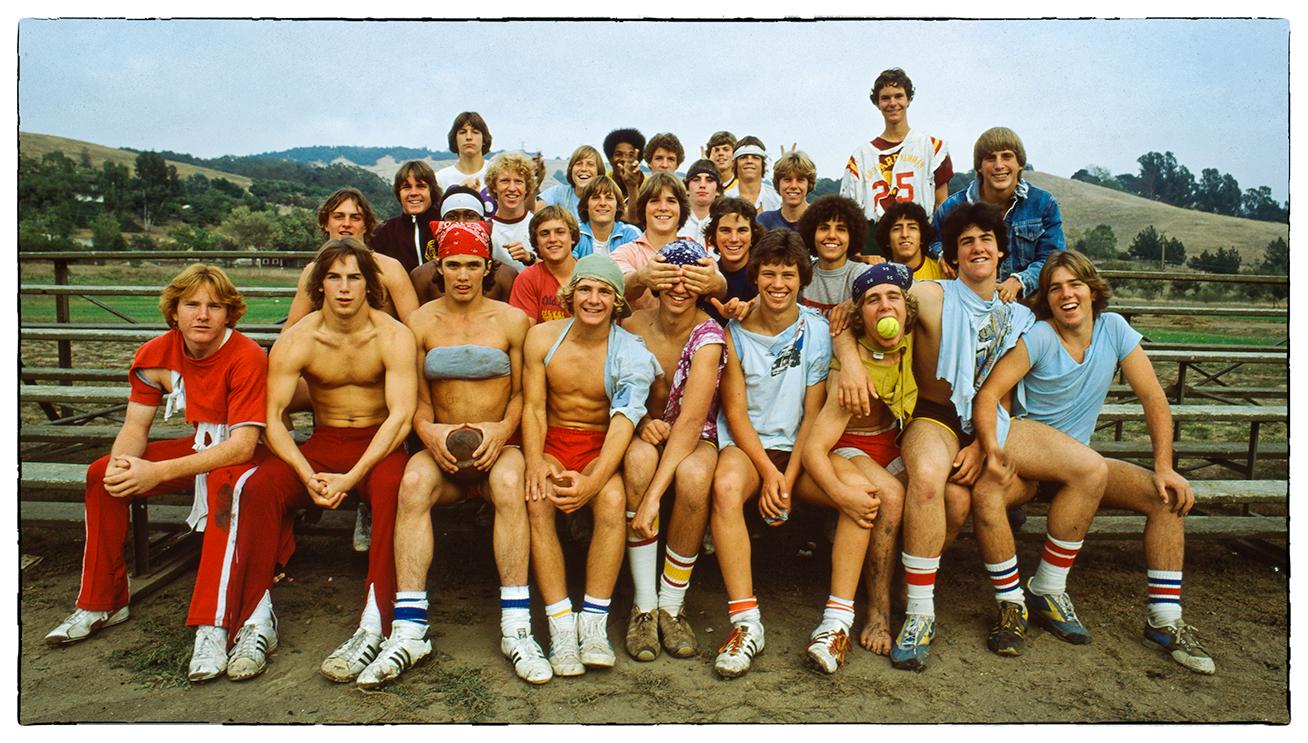 High School Football Team, Santa Rosa, CA 1978