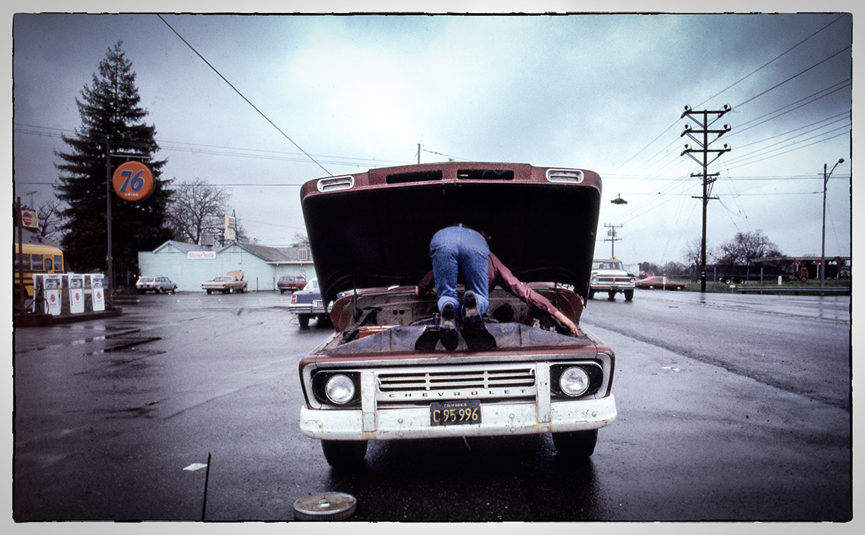 Mechanic, Santa Rosa