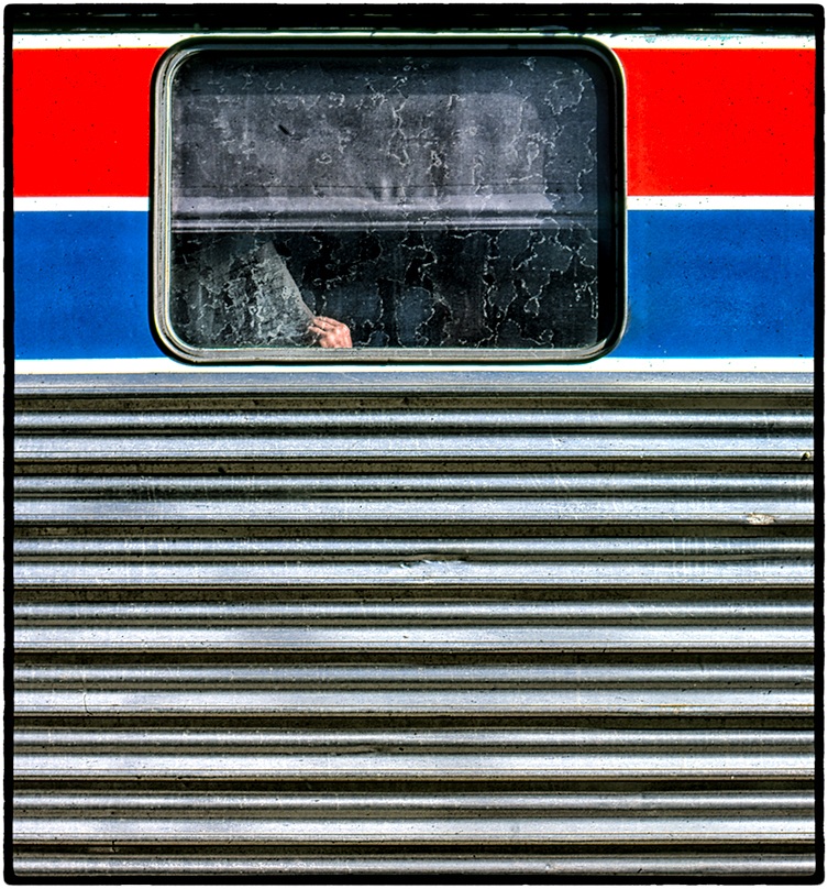 Amtrak Passenger, Oakland