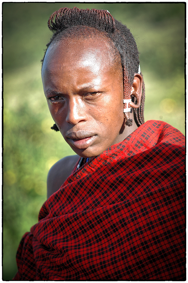 Maasai, Ngorongoro, Tanzania