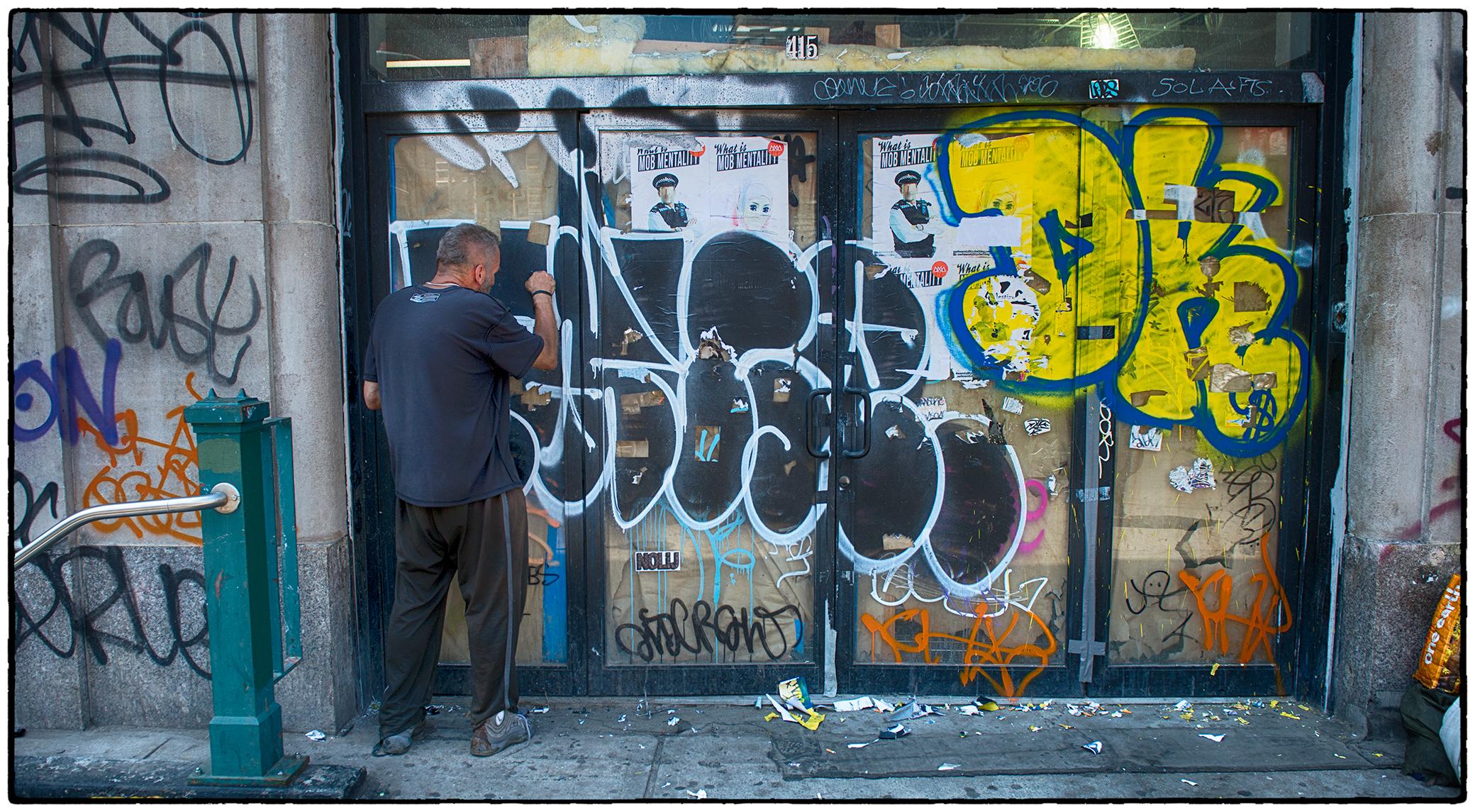 Artist, New York